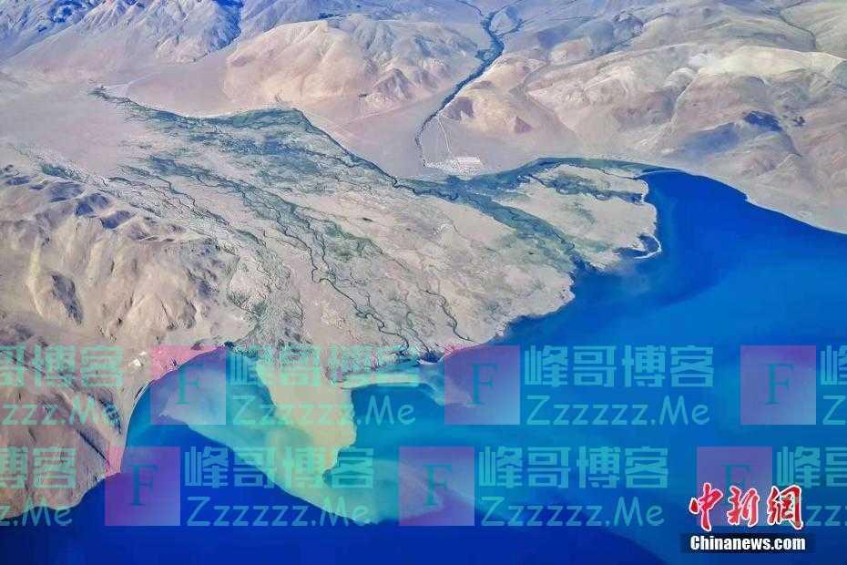 """从空中""""天路""""俯瞰 体验壮美西藏"""