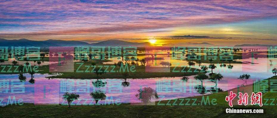 内蒙古额尔古纳:水草丰美宛如画
