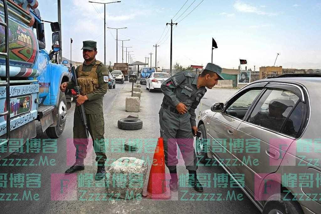塔利班距离喀布尔仅11公里 阿富汗总统呼吁国际援助