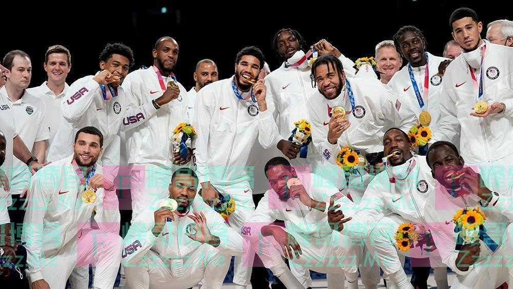 「NBA」小赚一笔?这些球员获得奥运奖金