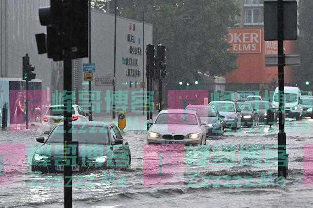 美国NASA预测:海平面上升导致2030年伦敦部分市区将被永久淹没