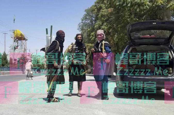 """外媒:塔利班发言人称阿富汗战争""""已结束"""" 没想到速度如此快"""