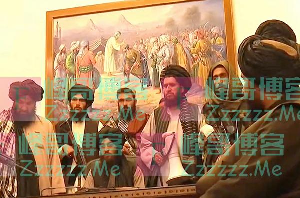 美国出兵阿富汗20年宣告失败!塔利班发言人:外国势力勿重蹈覆辙