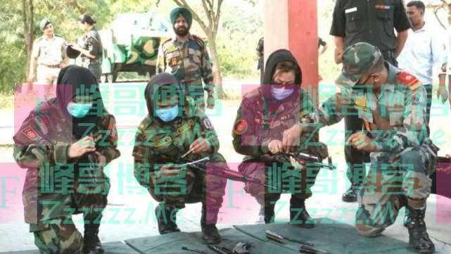 印媒:阿富汗政府垮台太快,仍在印度训练的上百士兵学员懵了
