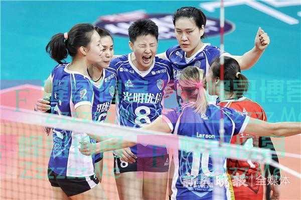 全运会女排决赛赛程公布 上海女排低调出征