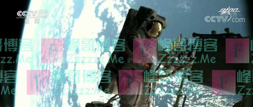 神舟十二号航天员完成第二次出舱|酷炫!太空大片,就这么拍