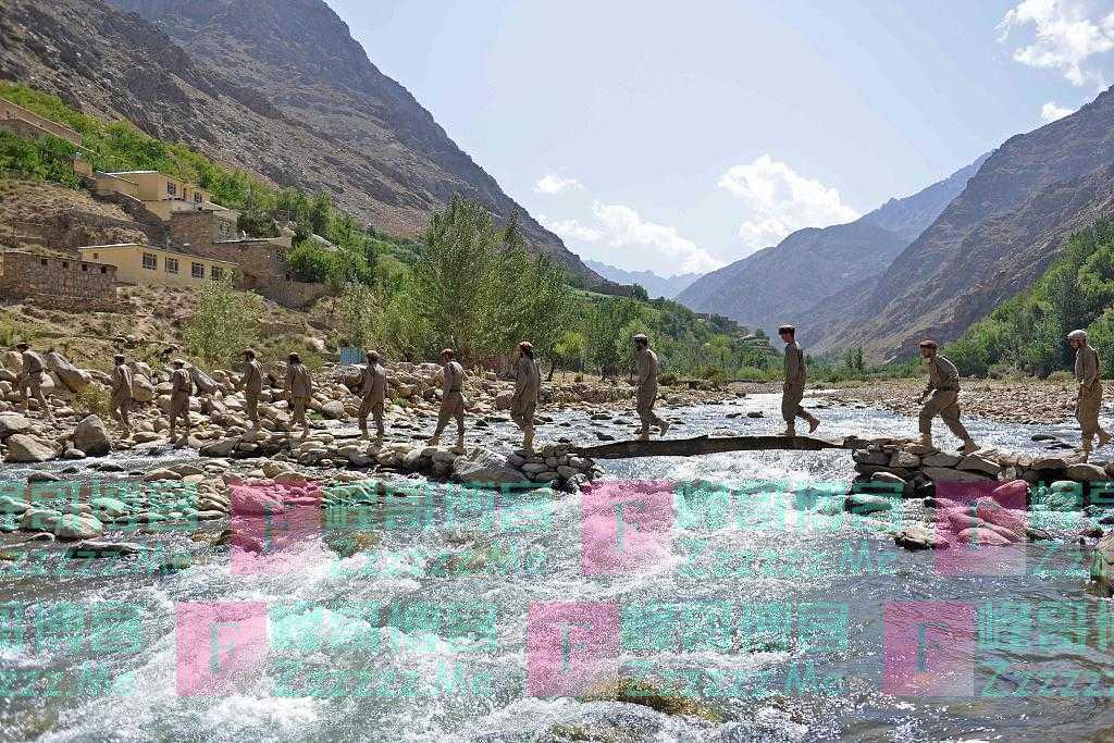 外媒:塔利班向未被控制的潘杰希尔省进发 正等待进攻命令