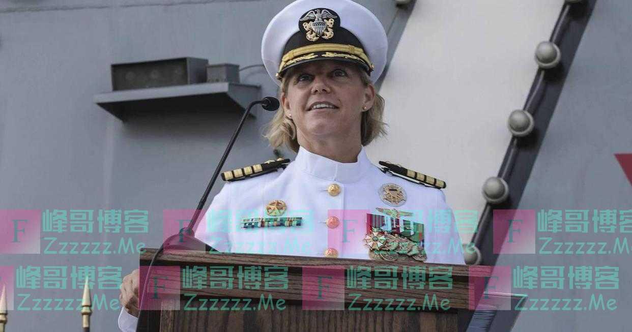 美国首位核动力航母女舰长正式上任,将指挥林肯号航母作战
