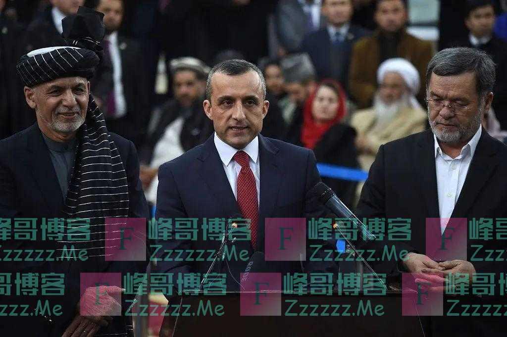 阿富汗副总统谈政府垮台:受美国巨大压力,遭威胁切断援助