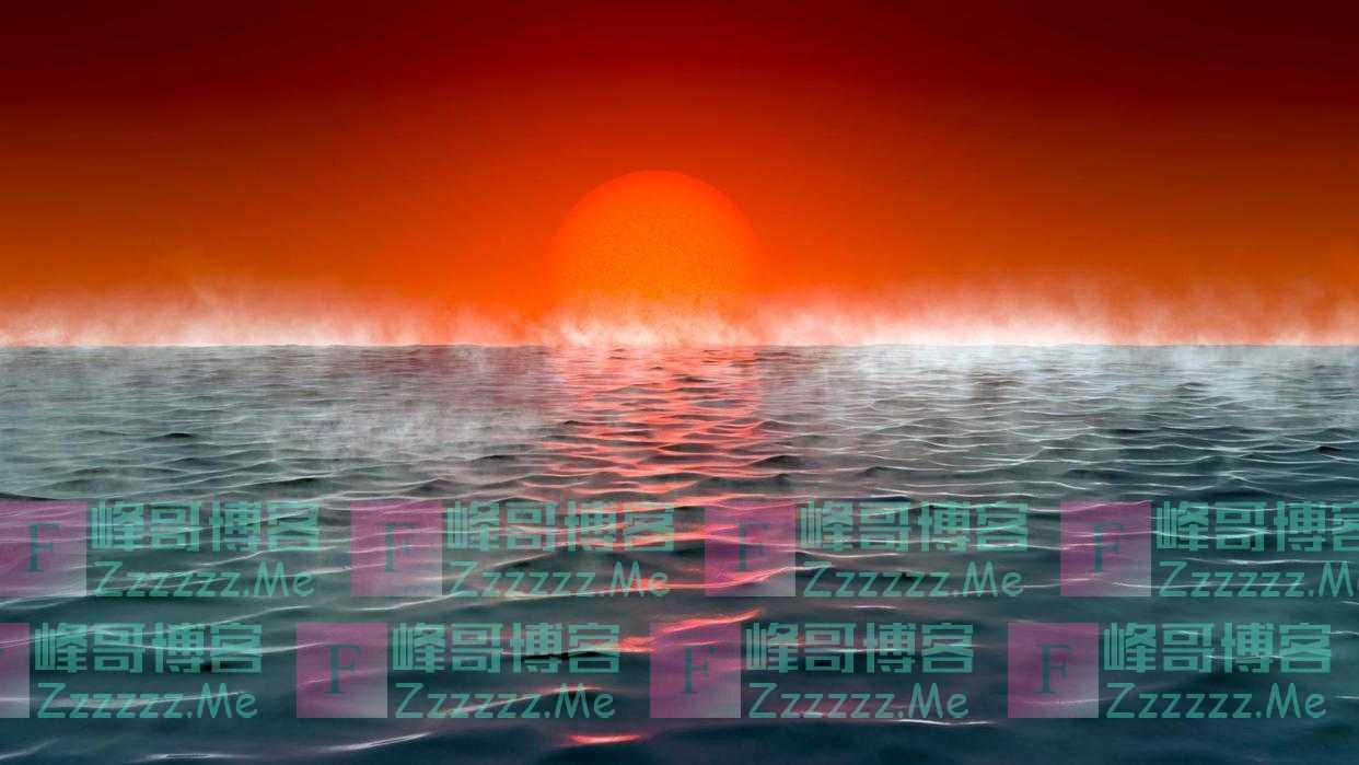 人类发现一类可能存在生命的行星:热、有海洋、大气富含氢