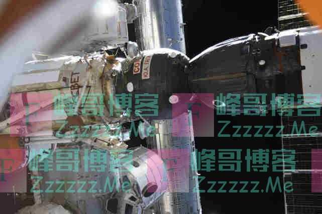 国际空间站被曝又发现新裂缝?俄航天官员:正用特殊设备检查