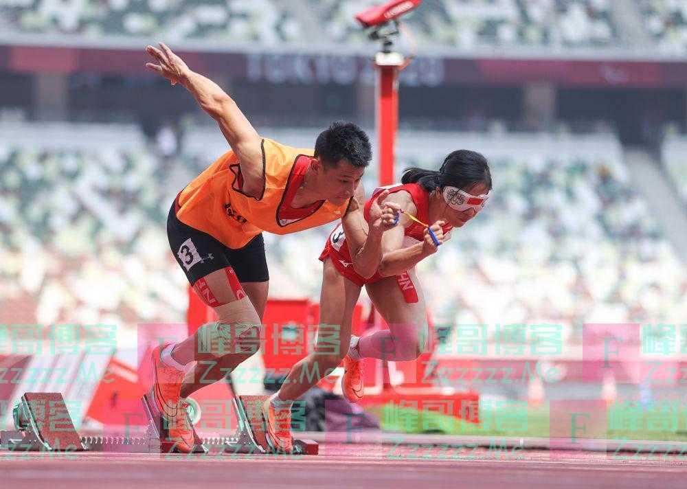 全球连线丨盲人领跑员徐冬林:我的使命就是让她勇敢奔跑