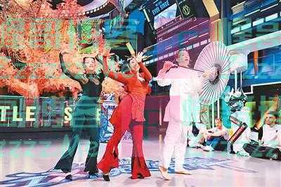 让世界看见中国街舞力量