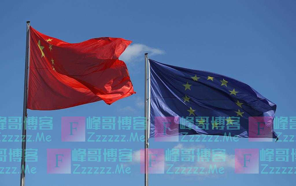 """欧盟讨论""""如何与中国打交道"""",俄媒:欧盟正处对华关系十字路口"""