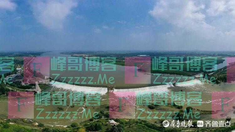 中国第一坝——戴村坝