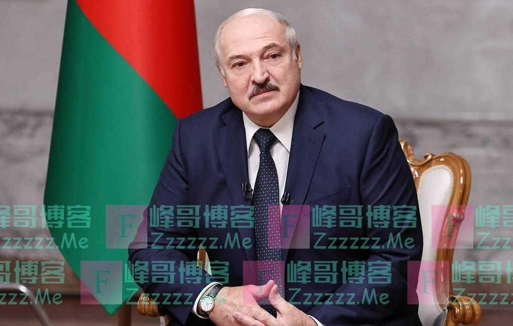 西方担忧白俄罗斯会和俄罗斯切断波罗的海地区 卢卡申科驳斥