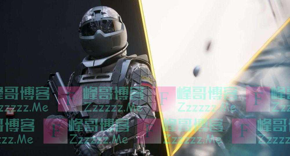 """俄媒:俄军第三代""""未来战士""""单兵系统将配备致盲武器,拟装入头盔"""