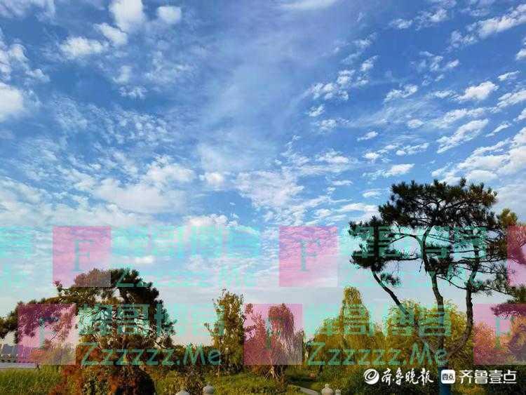 行摄华山——空中的云