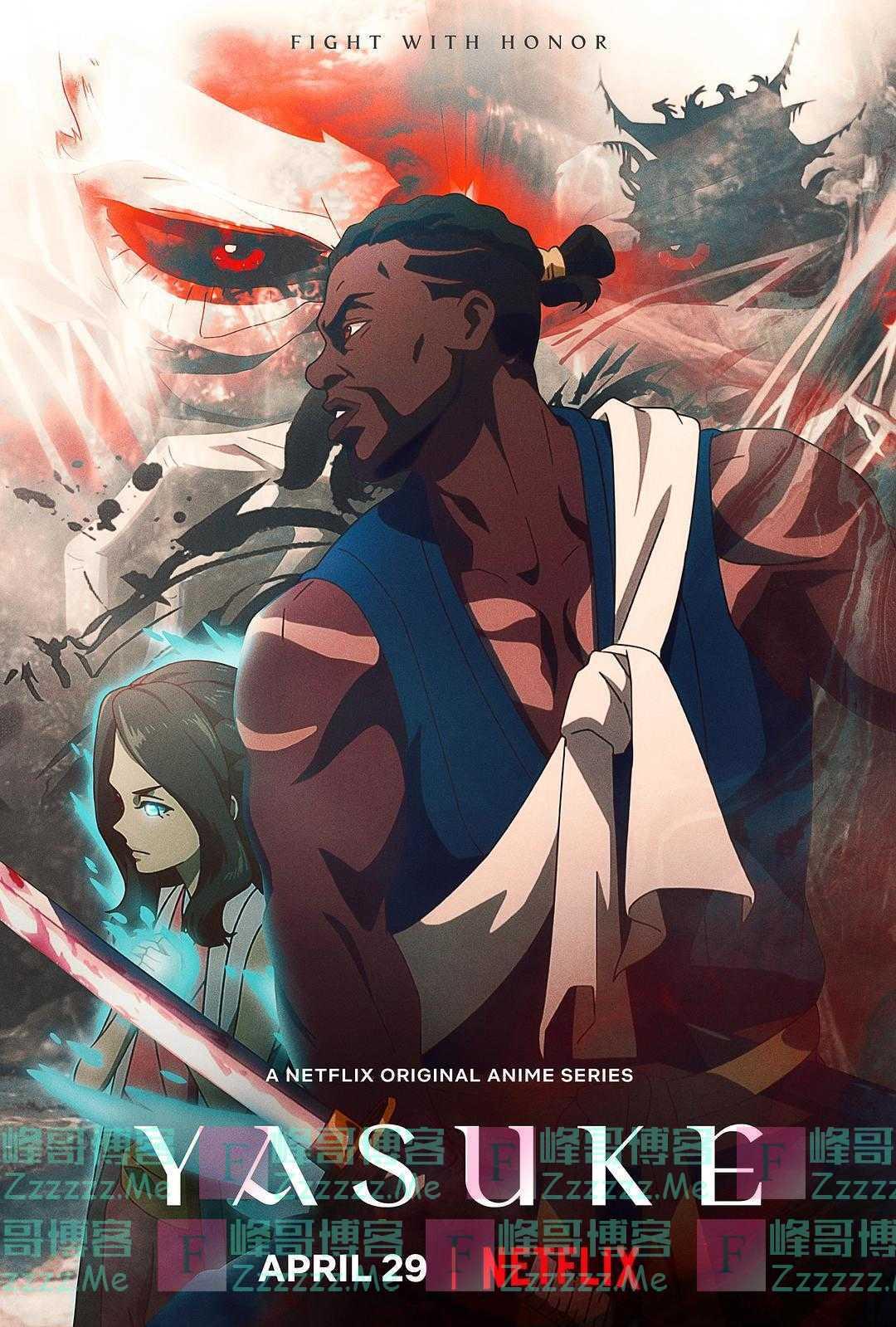 种族与二次元:从黑人武士弥助到日本动画的种族表征难题