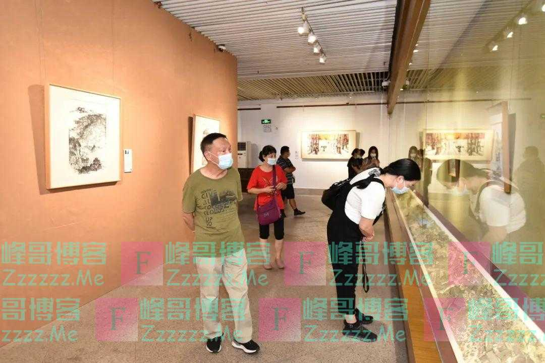 27米巨幅长卷《湖广填川图》亮相高剑父纪念馆
