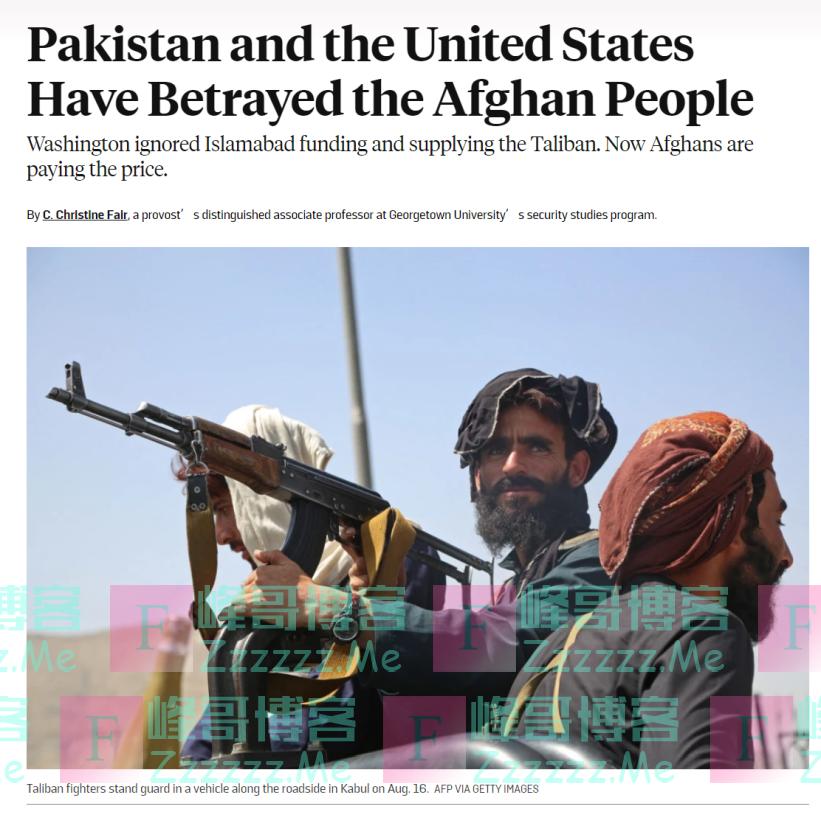 北美观察丨美国如何发了阿富汗的国难财?