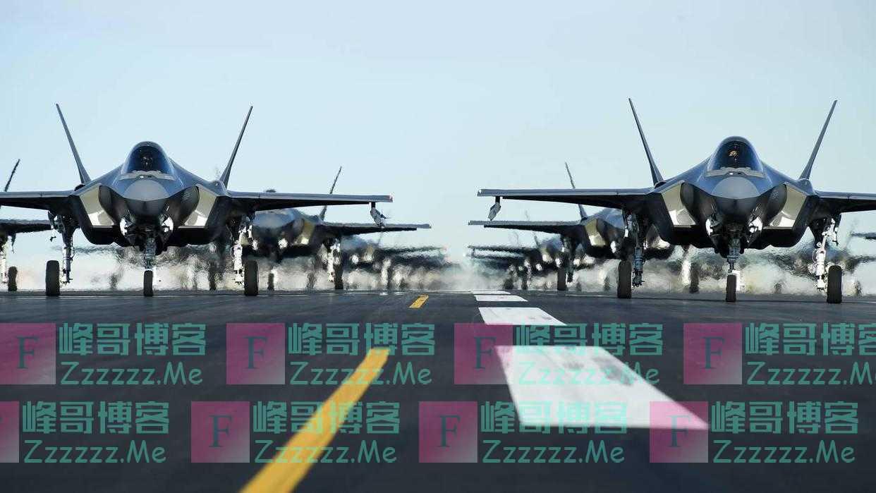美国空军被曝列装1763架F-35愿望恐落空 F-22或10年后退役
