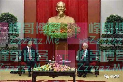 越南高层当面对王毅表态 这句话不同寻常!