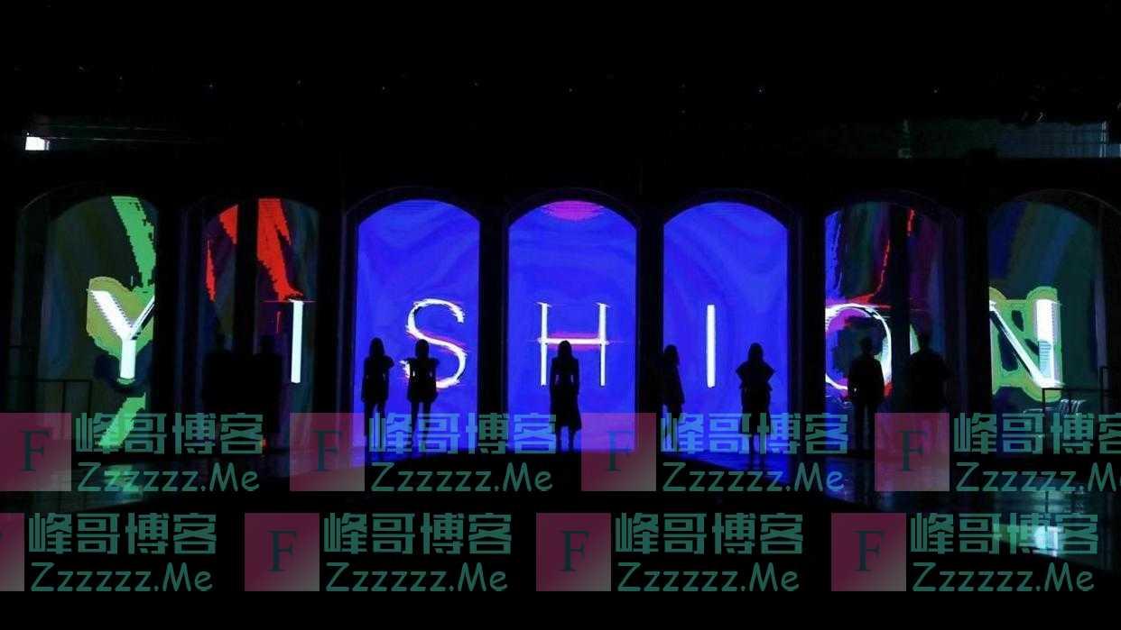 YISHION以纯 2022春夏时装秀 一场时空穿行者的穿越