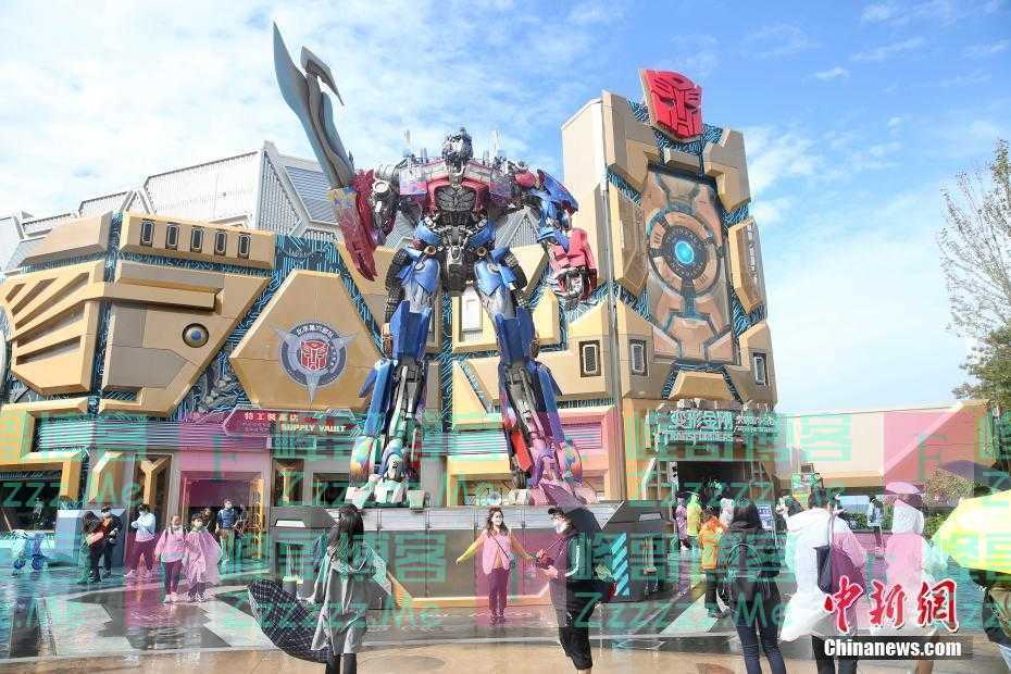 北京环球度假区正式开放