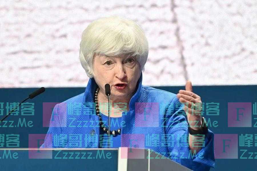 美国财长耶伦警告:这样做,政府就要关门了