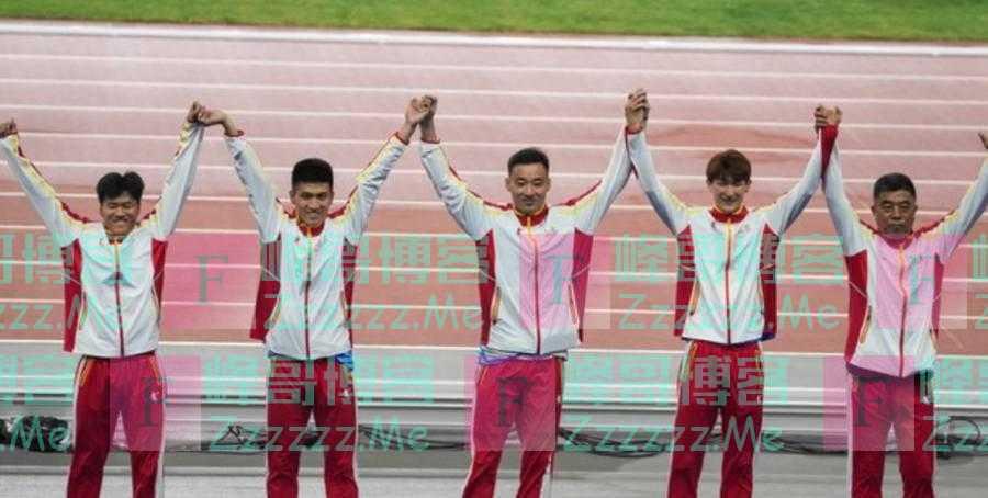 """全运季 山东男子接力""""突然""""而来的金牌,其实并不意外"""