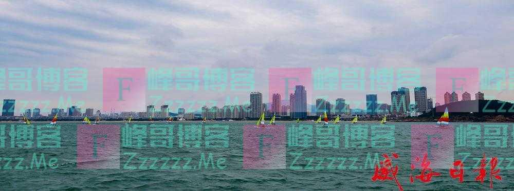 2021年中国威海HOBIE帆船公开赛扬帆竞发