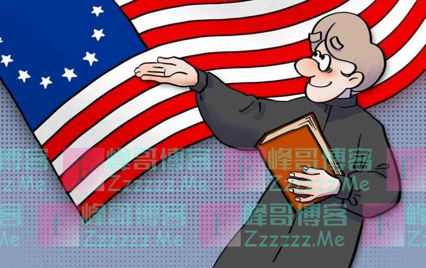 美国建国245年,和平时间不到20年 小象漫评