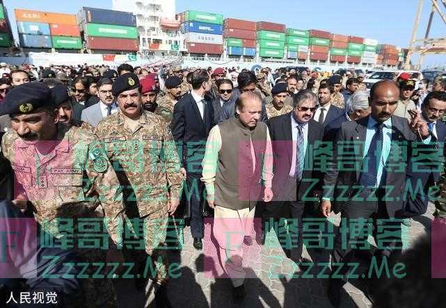 """美机构炒""""中国债务"""",巴基斯坦部长:74%外债来自西方与机构"""