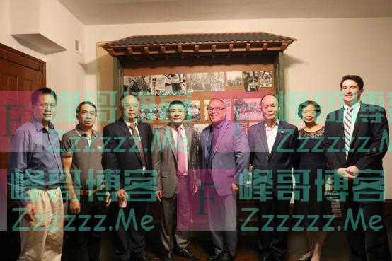 美国华人华侨博物馆举行试业仪式