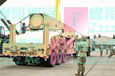 美陆军接收高超音速导弹