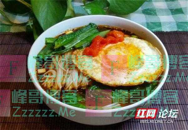 味道湖南丨过生日,吃荷包蛋也能带来满满的幸福感