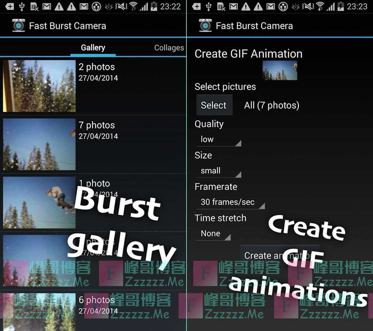 安卓Fast Burst Camera 快速连拍相机V8.0.7最新版下载